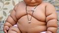 """2年减270斤!中国第一胖女孩体重重回""""1字头"""""""