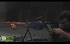 冒死测试机枪连射性能