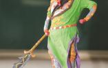 萧山这位外表粗线条的体育老师竟然还是传统手工艺面塑传承人