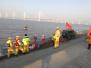 杭州湾海域落水事件1人遇难5人失踪,搜救工作继续全力开展