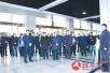 河南省城市公交工作推进会参会人员体验驻马店市公交发展