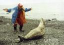 我国首次南极科考老照片