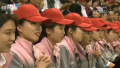 朝鲜拉拉队是否参加平昌冬奥会成焦点 曾三次惊艳亮相韩国