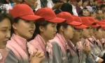 朝鲜拉拉队三次访韩