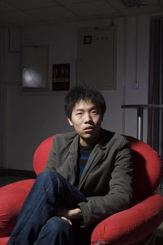 ▲2006年,茅侃侃(资料图,来源:视觉中国)