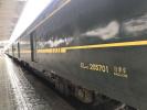 惊呆!这列由沈阳北开往温州的火车,到站后行李车厢大门却一直紧闭!根本不敢进去