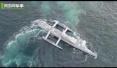 美军再爆秘密海试  无人战舰将能无声静航猎杀潜艇