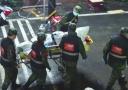 台湾地震陆客被挖出
