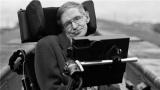著名物理学家霍金去世