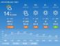 3月23日洛阳早晚还是有点儿冷 气温5℃到24℃
