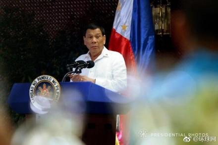 快乐8追号必中技巧:杜特尔特:中国之行将为菲律宾人创造一万个工作机会