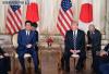 特朗普会见安倍 称与朝鲜已开展高级别直接对话
