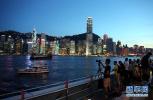 """""""五一""""假期预计近400万人次进出香港"""