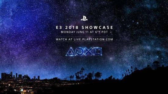索尼E3发布会时间公布 将深度展示《死亡搁浅》