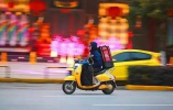 大战又来?无锡外卖小哥骑电动车跑200公里直奔南京
