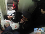 列车上一乘客突发疾病 洛阳三名医生紧急施救