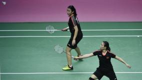 中国羽毛球女队不敌泰国 首次无缘尤伯杯决赛