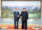 朝韩领导人就继续改善北南关系和朝美关系达成一致