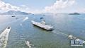 国防部:辽宁舰编队初步形成体系作战能力