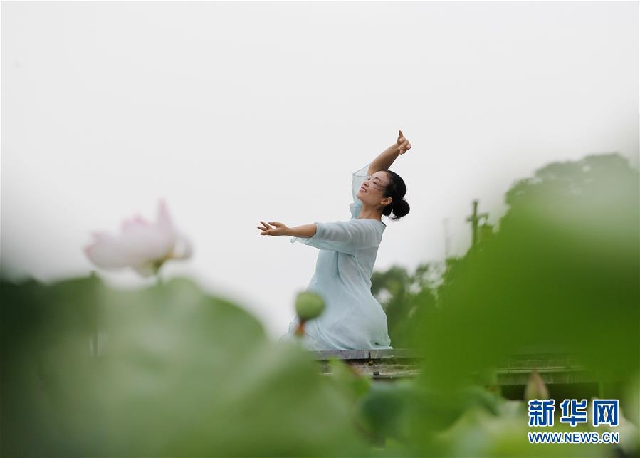 练瑜伽 悦身心