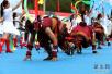 第八届全省民族运动会倒计时30天 吉祥物亮相