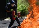 俄罗斯消防员大赛