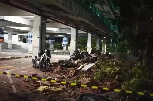 印尼7.0级强震:遇难人数上升至131人