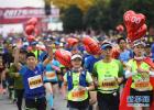 2018衡水湖国际马拉松将于9月29日鸣枪开跑