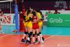 中国女排晋级亚运四强!来自江苏的这位国手得分最多!