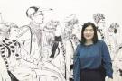 全球30人!来自海宁的插画师丰风入选福布斯艺术精英榜