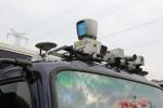 装3个激光雷达操作员坐车内:时速40公里无人货车杭州上路