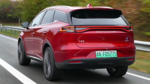 让所有人惊讶的中国汽车 – 比亚迪唐DM(插电式混动)试驾中