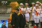 朝中社:金正恩结束对越南正式友好访问返回平壤