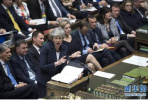 """""""硬脱欧""""倒计时11天4个选项无一通过 会拖垮英国政府吗?"""