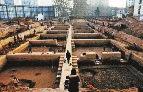 郑州商城:沧桑3600年