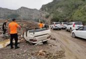 山洪暴发致沁阳太行山群众失踪 12名救援人员紧急援救