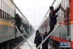 国庆假期铁路加开6趟临客 方便市民出行