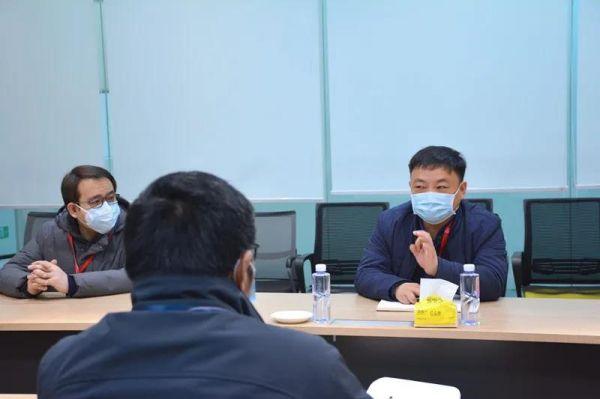 西安高新食药监分局助力点云生物医用口罩生产9