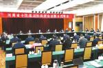 河南省十三届人大四次会议新乡代表团召开全体会议 推选张国伟为团长 王乐新王登喜为副团长