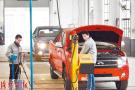 中国一拖卡威皮卡车产销两旺出口海外