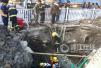 杭州一工地发生坍塌 一名工人被埋压遇难