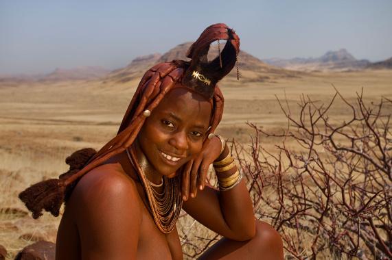 纳米比亚,这里的沙漠有一片浩瀚无际的海