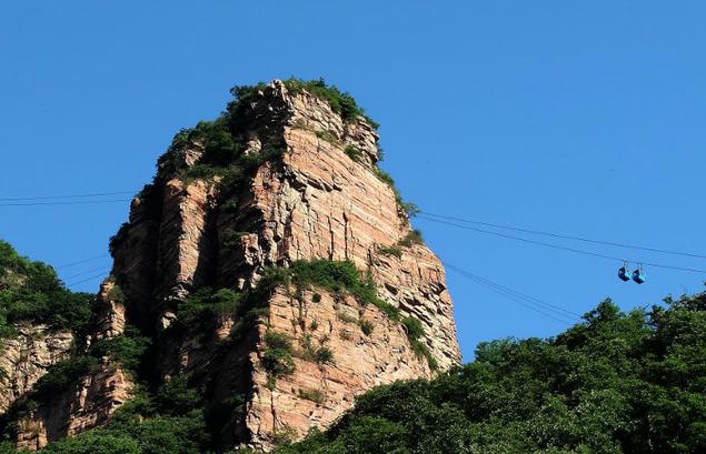 距河北省省会石家庄市区约110公里