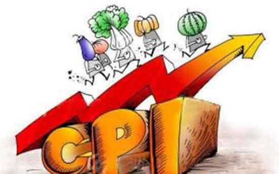 2月份辽宁居民消费价格总水平(CPI)同比上涨1.8%