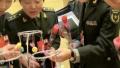 女航天员刘洋已戴新臂章 属中央军委装备发展部