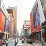 吉林市重庆街商圈