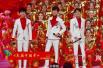 2017央视春晚精彩盘点:胡歌王凯合唱《在此刻》养眼