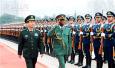 房峰辉与几内亚比绍人民革命武装部队总参谋长会谈