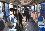 沛县公交公司开展志愿者服务活动