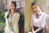 韩国女模照着杨颖整成了林允儿 整容花了百万元